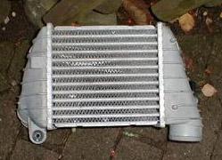 Ladeluftkühler Audi TT